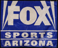 FOX Arizona Sports Banner (See Description) at PristineAuction.com