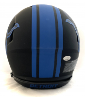 "Calvin Johnson Signed Lions Full-Size Authentic On-Field Eclipse Alternate Speed Helmet Inscribed ""HOF 21"" (JSA COA) at PristineAuction.com"