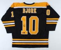 Anders Bjork Signed Jersey (Bjork COA) at PristineAuction.com