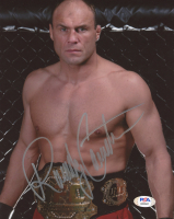 Randy Couture Signed UFC 8x10 Photo (PSA COA) at PristineAuction.com