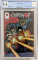 "1994 ""Bloodshot"" Issue #0 Valiant Comic Book (CGC 9.8) at PristineAuction.com"