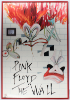 "David Gilmour Signed ""Pink Floyd"" 33x48 Custom Framed Cut Display (Beckett LOA) (See Description) at PristineAuction.com"