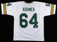 """Jerry Kramer Signed Jersey Inscribed """"H.O.F. 2018"""" (JSA Hologram) at PristineAuction.com"""
