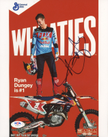 Ryan Dungey Signed 8x10 Photo (PSA COA) at PristineAuction.com