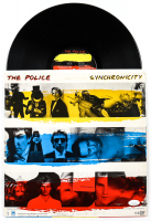 "Andy Summers Signed The Police ""Synchronicity"" Vinyl Record Album Cover (JSA Hologram) at PristineAuction.com"