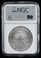 1995 American Silver Eagle $1 One Dollar Coin (NGC MS 69) at PristineAuction.com