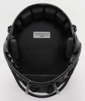 Justin Jefferson Signed Vikings Full-Size Eclipse Alternate Speed Helmet (Beckett COA) (See Description) at PristineAuction.com