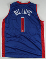 Chauncey Billups Signed Jersey (JSA Hologram) at PristineAuction.com