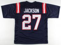 J.C. Jackson Signed Jersey (Beckett Hologram) at PristineAuction.com