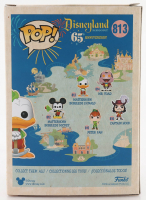 Donald Duck - Disneyland: 65th Anniversary - Matterhorn Bobsleds Donald #813 Funko Pop! Vinyl Figure at PristineAuction.com