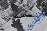 """""""The Wizard of Oz"""" 11x14 Photo Signed by (4) with Mickey Carroll, Jerry Maren, Karl Slover & Donna Stewart-Hardway (JSA COA) at PristineAuction.com"""