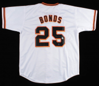 Barry Bonds Signed Jersey (Tennzone Hologram & Bonds Hologram) at PristineAuction.com