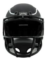 Jalen Hurts Signed Eagles Full-Size Eclipse Alternate Speed Helmet (JSA COA) at PristineAuction.com