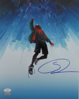 "Shameik Moore Signed ""Spider-Man"" Marvel Comics 11x14 Print (JSA COA) at PristineAuction.com"