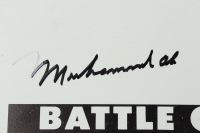 Muhammad Ali & Joe Frazier Signed 14x22 Original 1971 Heavyweight Championship Fight Poster (Beckett LOA) (See Description) at PristineAuction.com