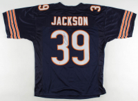 Eddie Jackson Signed Jersey (Beckett COA) at PristineAuction.com