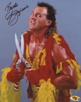Brutus Beefcake Signed WWF 8x10 Photo (MAB Hologram) at PristineAuction.com