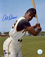 Al Oliver Signed Pirates 8x10 Photo (SportsMemorabilia COA) at PristineAuction.com