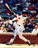 Henry Rodriguez Signed Cubs 8x10 Photo (SportsMemorabilia COA) at PristineAuction.com