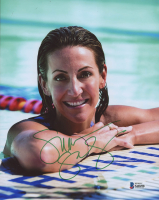 Summer Sanders Signed Team USA 8x10 Photo (Beckett COA) at PristineAuction.com