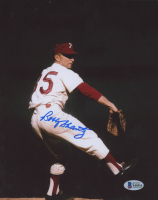 Bobby Shantz Signed Phillies 8x10 Photo (Beckett COA) at PristineAuction.com