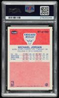 Michael Jordan 1986-87 Fleer #57 RC (PSA 9) (OC) at PristineAuction.com