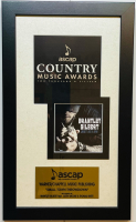 """Brantley Gilbert """"Just As I Am"""" 12x20 Custom Framed 2015 Country Music ASCAP Honors Award at PristineAuction.com"""