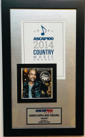 "Darius Rucker ""Radio"" 12x20 Custom Framed 2014 Country Music ASCAP Honors Award at PristineAuction.com"