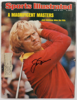 Jack Nicklaus Signed 1975 Sports Illustrated Magazine Cover (JSA COA) at PristineAuction.com