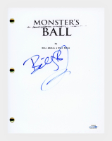 "Billy Bob Thornton Signed ""Monster's Ball"" Movie Script (AutographCOA COA) at PristineAuction.com"