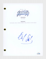 """Harry Shearer Signed """"This Is Spinal Tap"""" Script Cover (AutographCOA COA) at PristineAuction.com"""