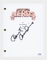 "Robert Carradine Signed ""Revenge of the Nerds"" Movie Script (AutographCOA COA) at PristineAuction.com"