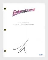 """Tim Allen Signed """"Galaxy Quest"""" Movie Script (AutographCOA COA) at PristineAuction.com"""
