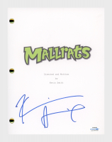"Kevin Smith Signed ""Mallrats"" Movie Script (AutographCOA COA) at PristineAuction.com"