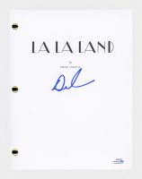 "Damien Chazelle Signed ""La La Land"" Movie Script (AutographCOA COA) at PristineAuction.com"