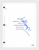 "Whoopi Goldberg Signed ""The Lion King"" Movie Script (AutographCOA COA) at PristineAuction.com"