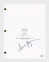 "Anna Paquin Signed ""True Blood"" Pilot Episode Script (AutographCOA COA) at PristineAuction.com"