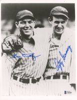 Bill Dickey & Lefty Gomez Signed Yankees 8x10 Photo (Beckett LOA) at PristineAuction.com