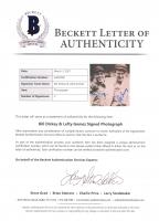 Bill Dickey & Lefty Gomez Signed Yankees 8x10 Photo (Beckett LOA) at PristineAuction.com