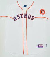 """Jose Altuve Signed Astros Jersey Inscribed """"2014 AL BC"""" (MLB Hologram) at PristineAuction.com"""