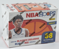 2020-21 Panini NBA Hoops Basketball Blaster Box with (88) Cards at PristineAuction.com