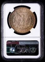 1885-O Morgan Silver Dollar (NGC MS67) (Toned) at PristineAuction.com