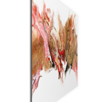 Swelter by Elana Reiter - 24x32 Abstract Wall Art, Modern Home Decor at PristineAuction.com