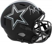 Tony Romo Signed Cowboys Full-Size Eclipse Alternate Speed Helmet (Beckett COA) at PristineAuction.com