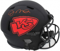 Joe Montana Signed Chiefs Full-Size Authentic On-Field Eclipse Alternate Speed Helmet (Radtke COA) at PristineAuction.com