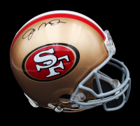 Joe Montana Signed 49ers Full-Size Authentic On-Field Helmet (Radtke COA) at PristineAuction.com