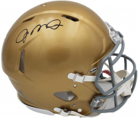 Joe Montana Signed Notre Dame Fighting Irish Full-Size Authentic On-Field Speed Helmet (Radtke COA) at PristineAuction.com
