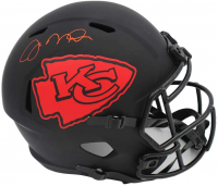 Joe Montana Signed Chiefs Full-Size Eclipse Alternate Speed Helmet (Radtke COA) at PristineAuction.com