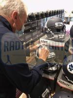 Joe Montana Signed Notre Dame Fighting Irish Full-Size Authentic On-Field Helmet (Radtke COA) at PristineAuction.com