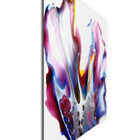 Slick by Elana Reiter - 36x48 Abstract Wall Art, Modern Home Decor at PristineAuction.com